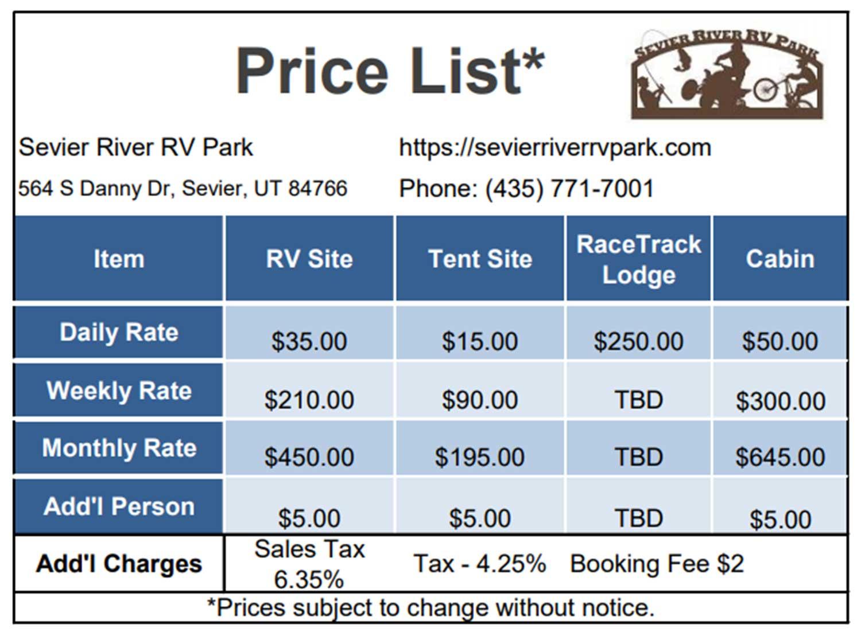 price-lists